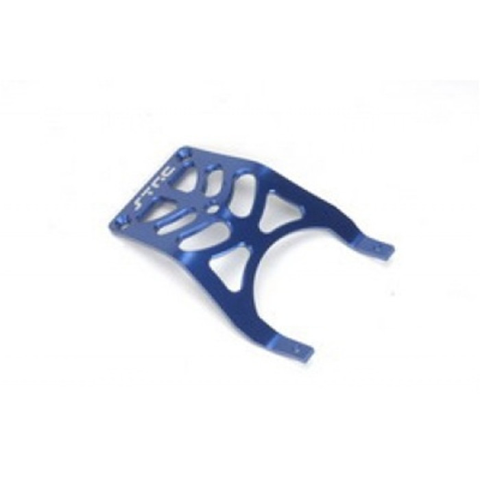 ST Racing Concepts Aluminum Front Skid Plate for Traxxas Stampede 2WD (Blue), 3623FB