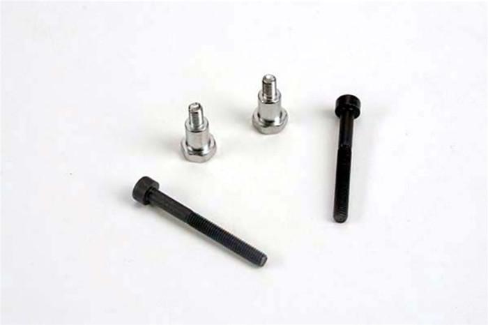 Traxxas Shoulder Screws for Steering Bellcranks (3x30mm hex cap), 3742