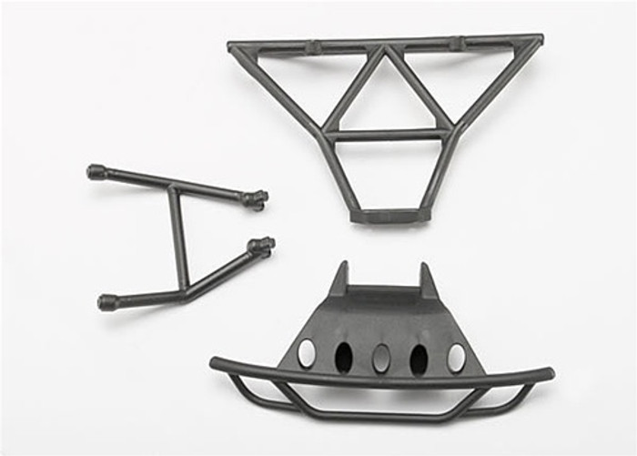 Traxxas Bumpers (front & rear) for 1/16 Slash, 7035