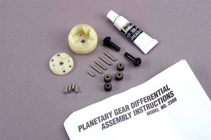 Traxxas Planetary Gear Differential (complete), 2388
