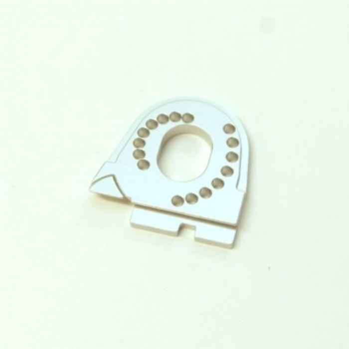 ST RACING Aluminum Motor Mount for TRX-4 (Silver), 8290S
