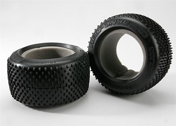 """Traxxas Tires Response Pro 3.8"""" Soft-Compound, 5375"""