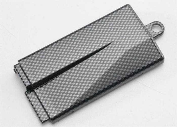Traxxas Battery Cover Mid-Chassis Exo-Carbon Jato 3.3, 5523G