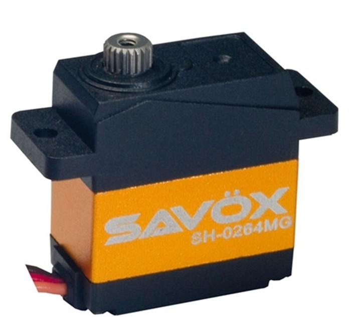 Savox SH-0264MG Super Speed Metal Gear Micro Digital Servo