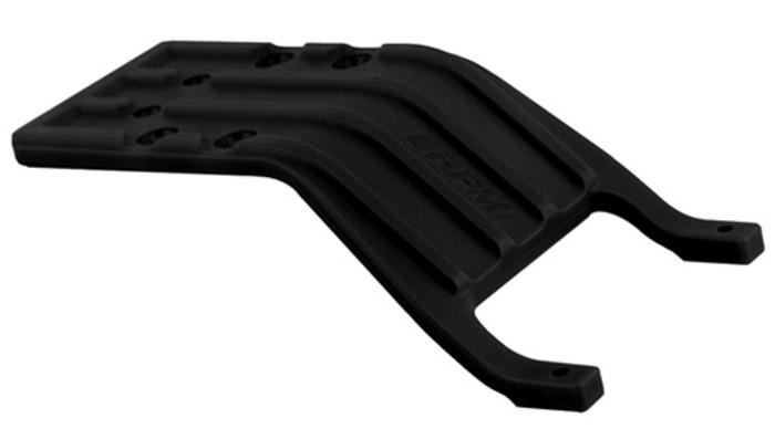 RPM Rear Skid Plate for Traxxas Slash 2WD - Black, 81242