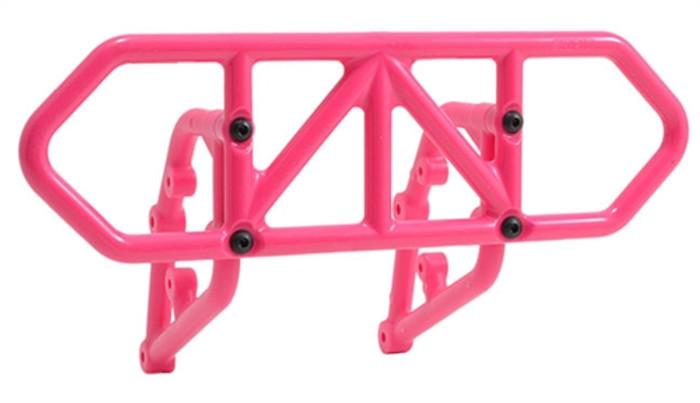 RPM Rear Bumper for Traxxas Slash 2WD - Pink, 81007