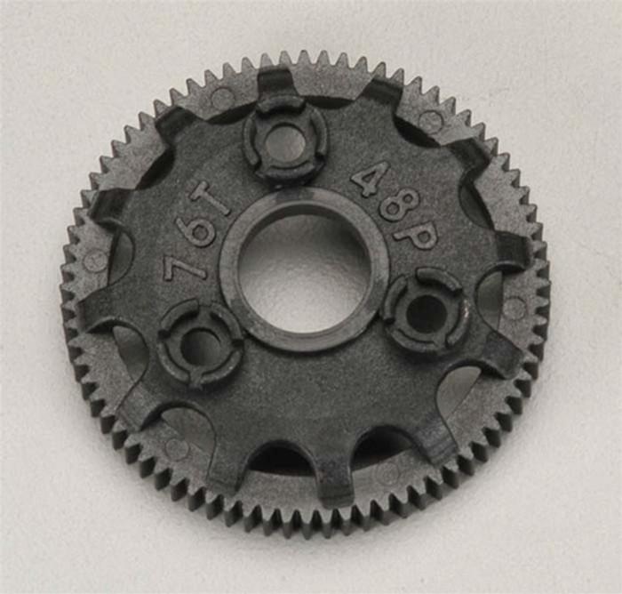 Traxxas Spur Gear 48P 76-Tooth, 4676