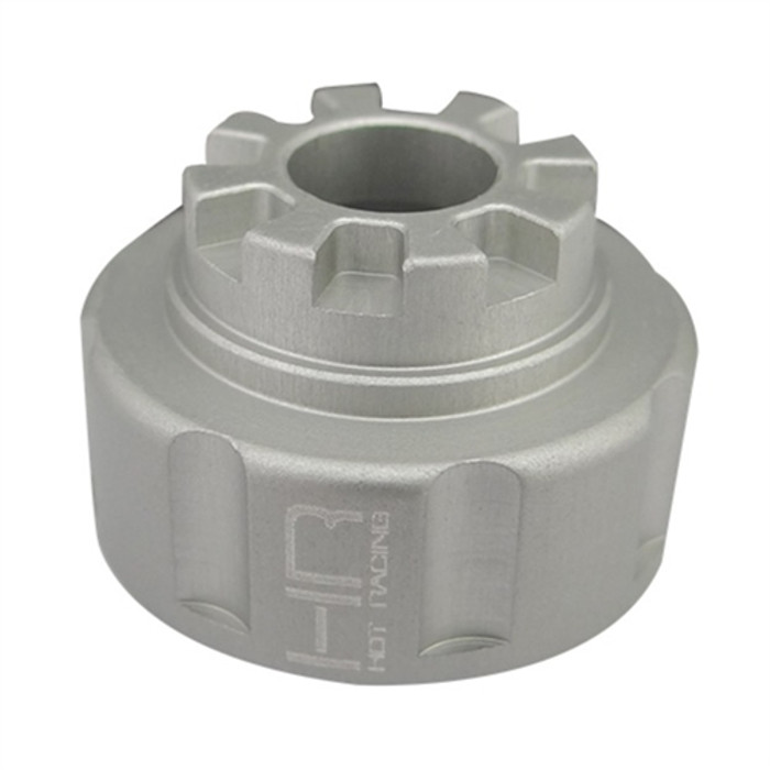 Hot Racing Hard Aluminum Differential Case for TRX-4, TRXF11H