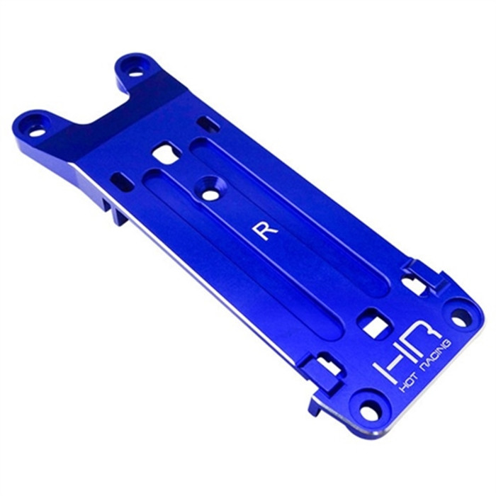 Hot Racing Aluminum Rear Tie Bar Pin Mount for Traxxas X-Maxx