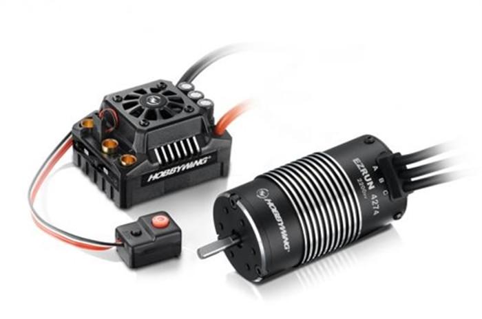 MAX8 ESC HAS XT90 PLUG INSTALLED