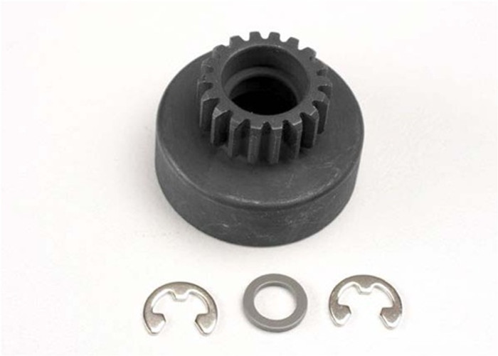 Traxxas Clutch Bell (18-tooth), 4118