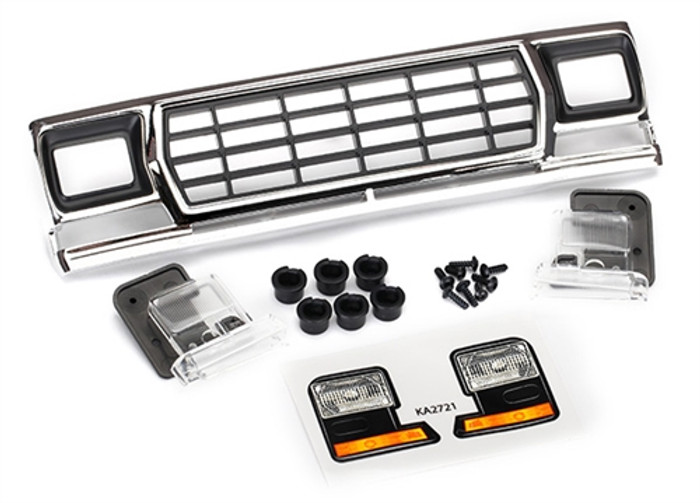 Traxxas Ford Bronco Grill for TRX-4 Bronco, 8070