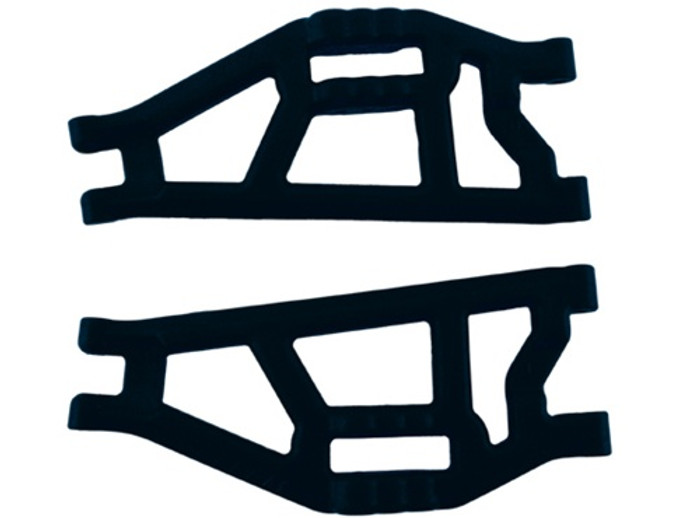RPM Rear A-Arms for Traxxas Jato - Black, 80752