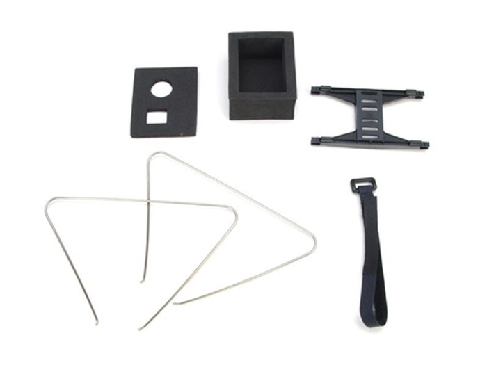 HP Heli's Optional Landing Gear for Video Camera for the X-2 Coaxial Helicopter, 5UP1007