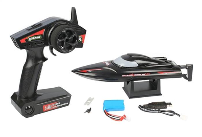 Rage Black Marlin MX RTR Boat, B1130