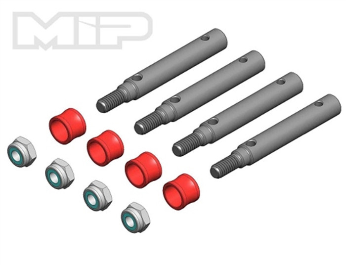 MIP Wide Track Kit for TRX-4 Bronco and Defender, 18260