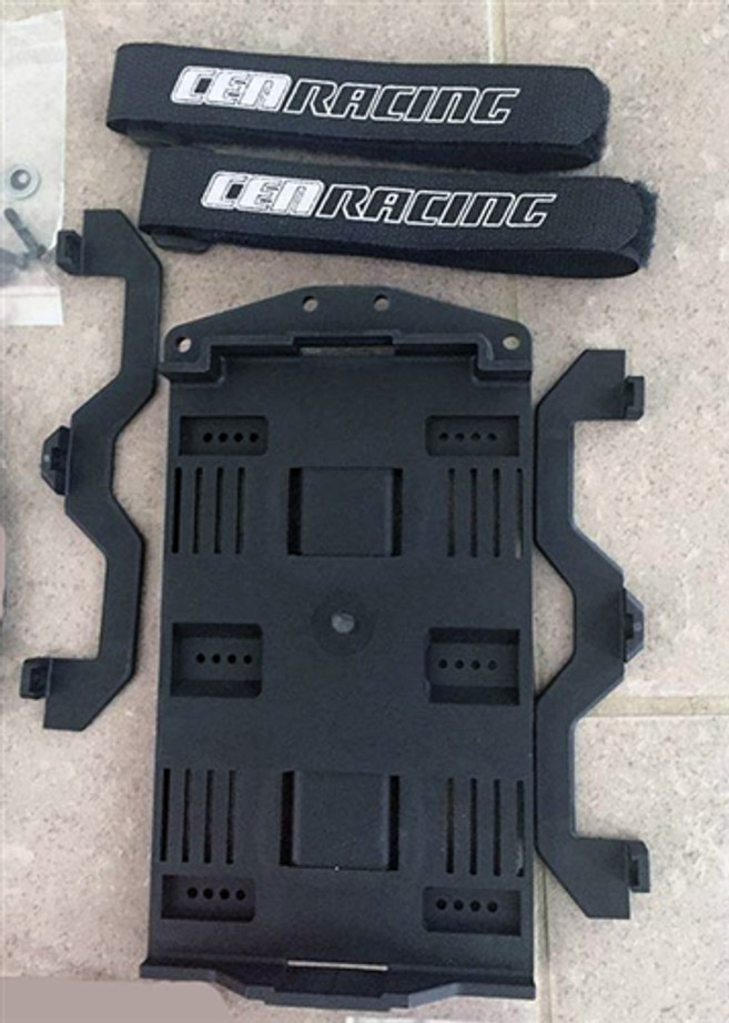CEN Racing Adjustable Battery Tray for Colossus XT, CKR0405