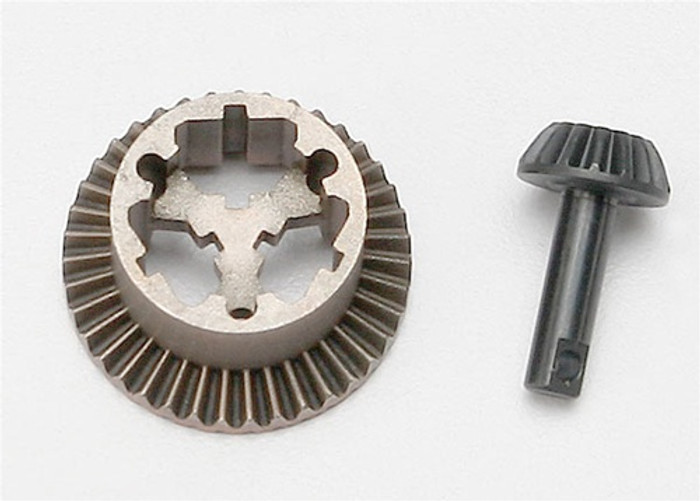 Traxxas 1/16 Differential Ring & Pinion Gear, 7079