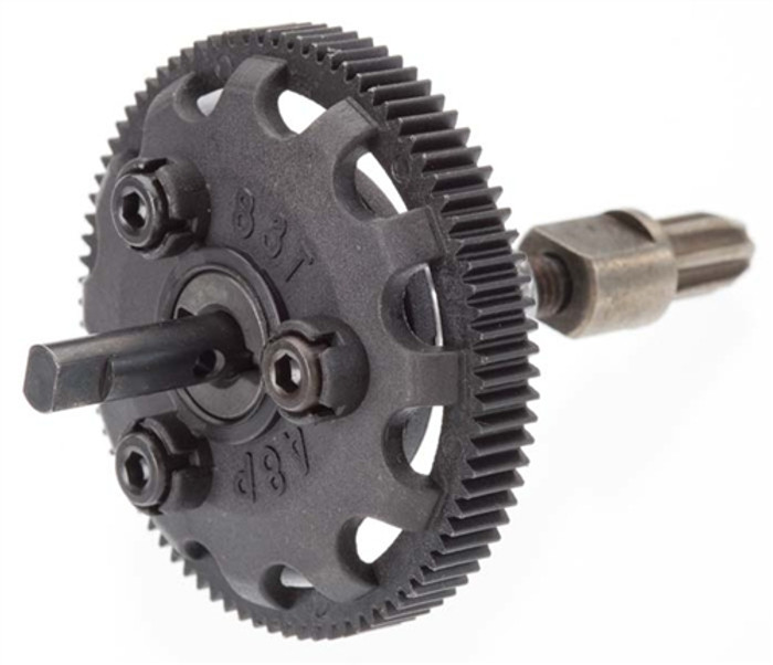 Traxxas Complete High-Stall Gear Clutch for Telluride 4x4, 6766