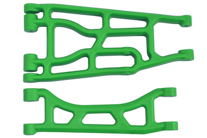 RPM Upper and Lower A-Arms for Traxxas X-Maxx - Green, 82354