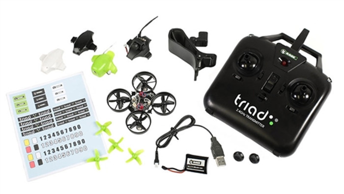 Rage Triad FPV 3-in-1 Pocket Drone, RGR4300
