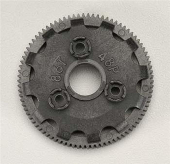 Traxxas Spur Gear 48P 86-Tooth, 4686