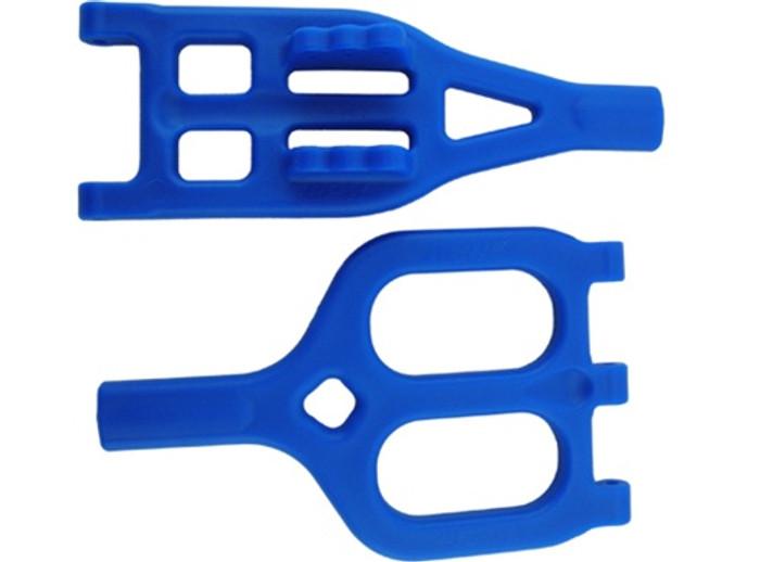 RPM A-Arms for the Traxxas T-Maxx 2.5R, T-Maxx 3.3 & E-Maxx 16.8 - Blue, 80465