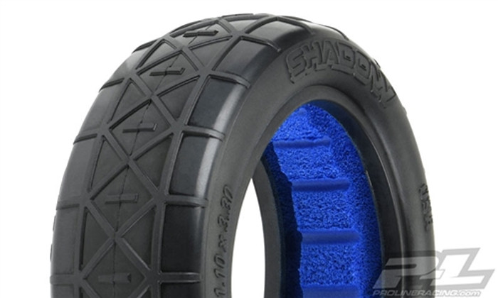 "Pro-Line Shadow 2.2"" 2WD S3 Soft Off-Road Buggy Front Tires, 8293-203"