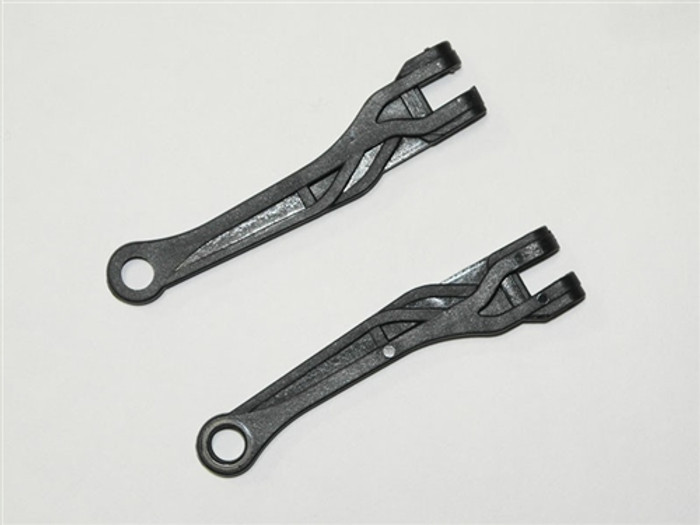 DHK Upper Suspension Arm Linkage (2Pcs) for the Wolf 2 Buggy, 8138-702