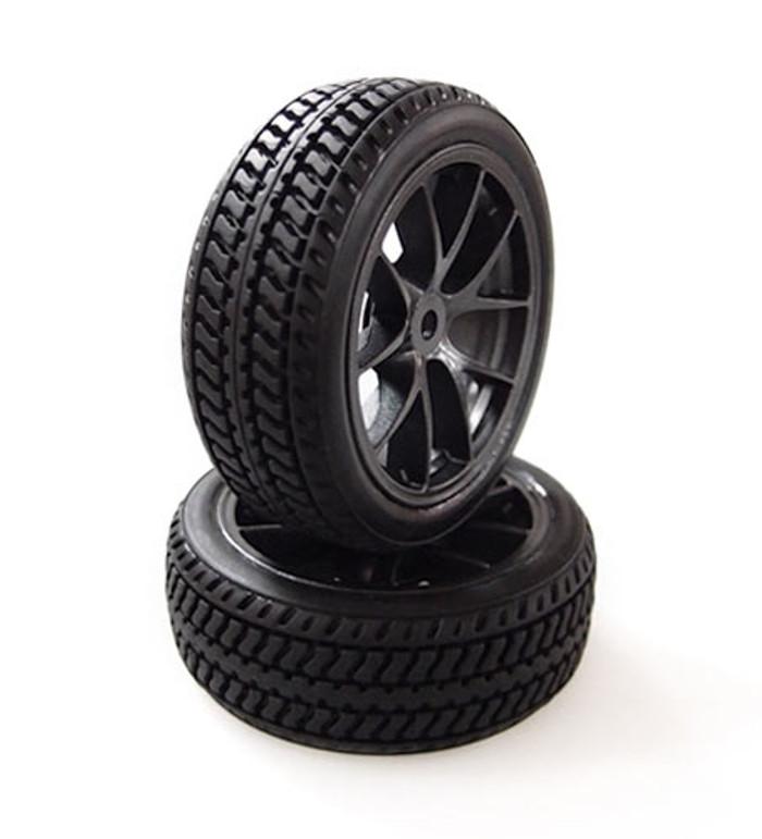 Carisma M40S BMW M4 DTM Wheels and Tires Set, 15441