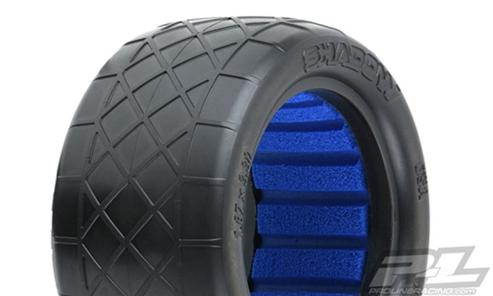 "Pro-Line Shadow 2.2"" S3 Soft Off-Road Buggy Rear Tires, 8286-203"