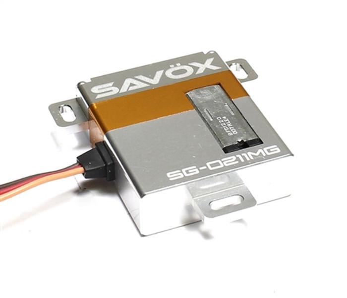 Savox SG-0211MG High Torque Metal Case Digital Glider Servo