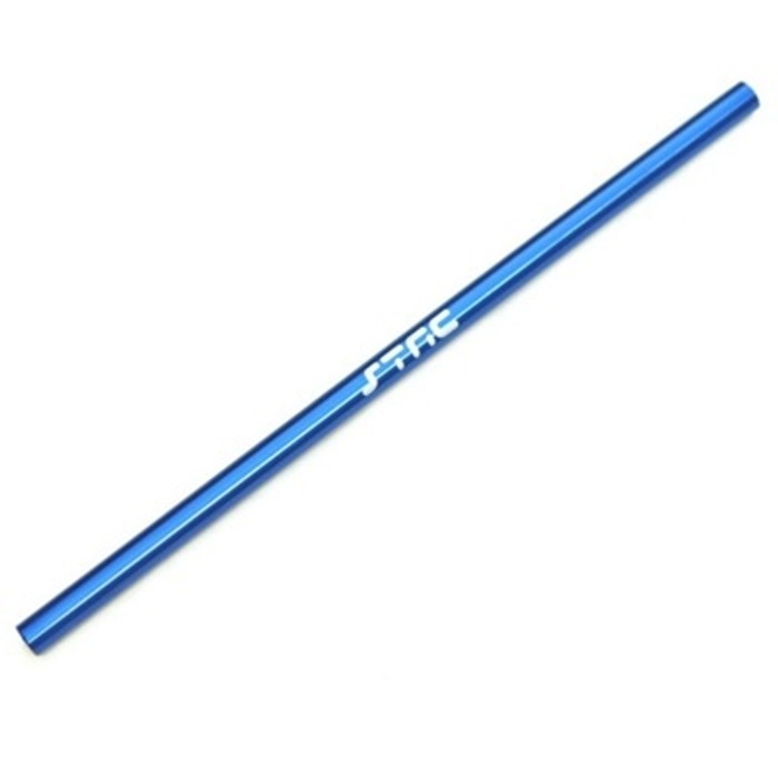 ST RACING CNC Machined Aluminum LW Center Main Driveshaft Slash 4x4 (Blue), 6855B