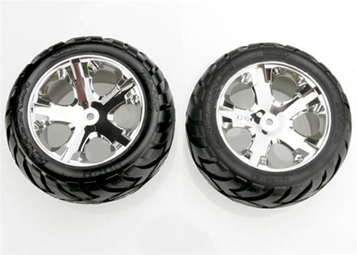 Traxxas Anaconda Tires/All-Star Wheels Assembled, 3773