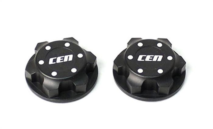 CEN Racing Aluminum Wheel Hex Nut 23mm for Colossus XT, CKR0201