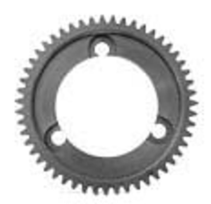 Robinson Racing 53T Hardened Steel Center Diff Gear for Slash 4X4, 7843