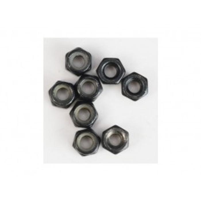 DHK 3mm Nylon Nut (8pcs), 8381-306