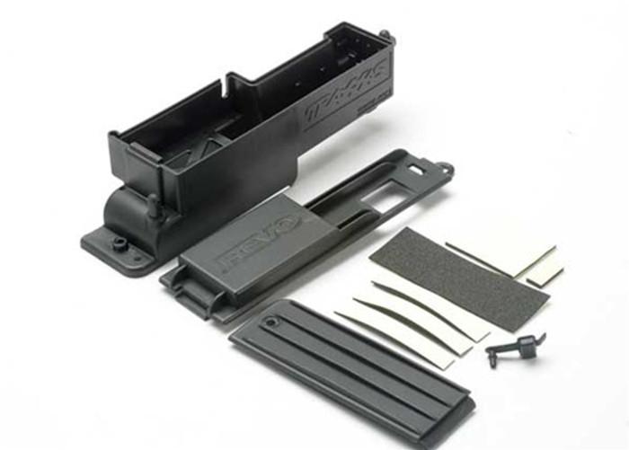 Traxxas Electronics Box (right side) Revo & Slayer, 5324
