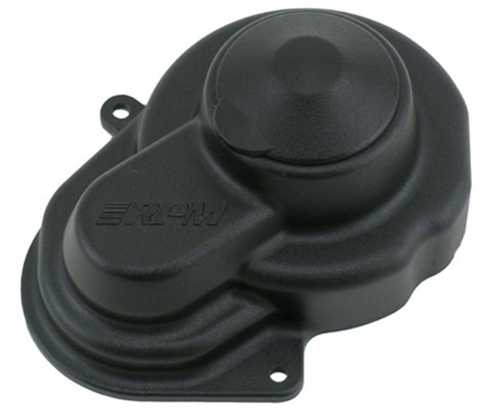 RPM Sealed Gear Cover for Traxxas Electric Rustler/Stampede/Bandit/Slash 2WD - Black, 80522