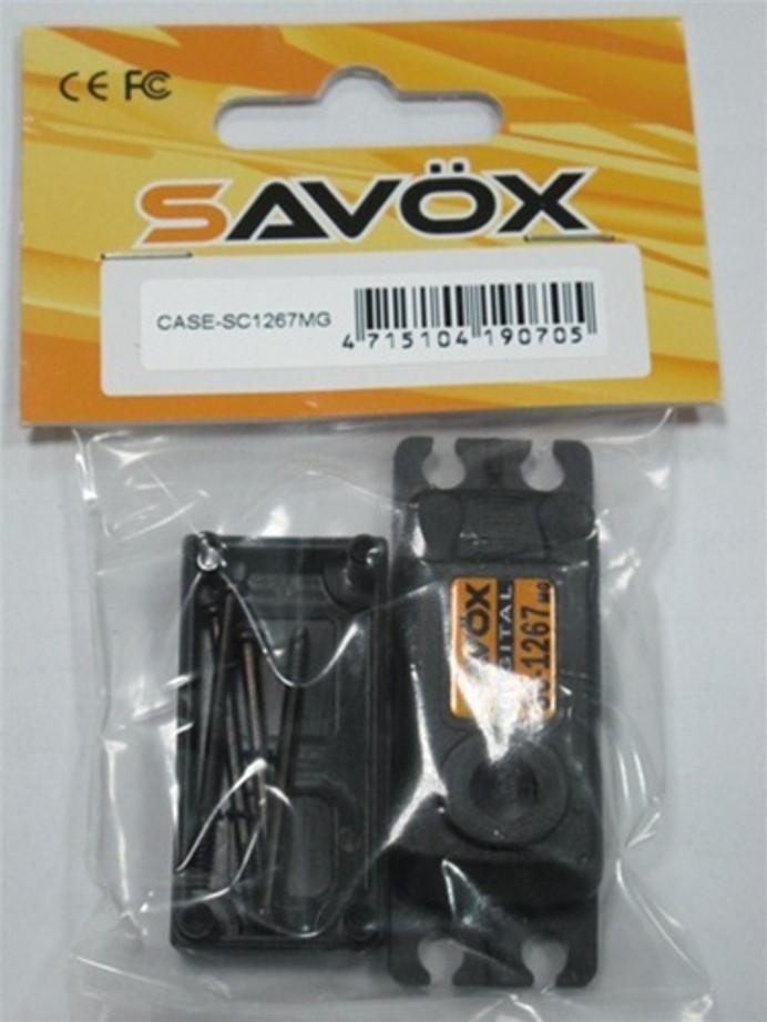 Savox CSC1267SG Digital Servo Case for SC1267mg