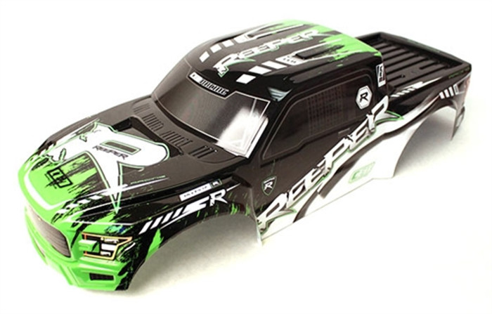 CEN Racing Green Reeper Body for Colossus XT, GS154