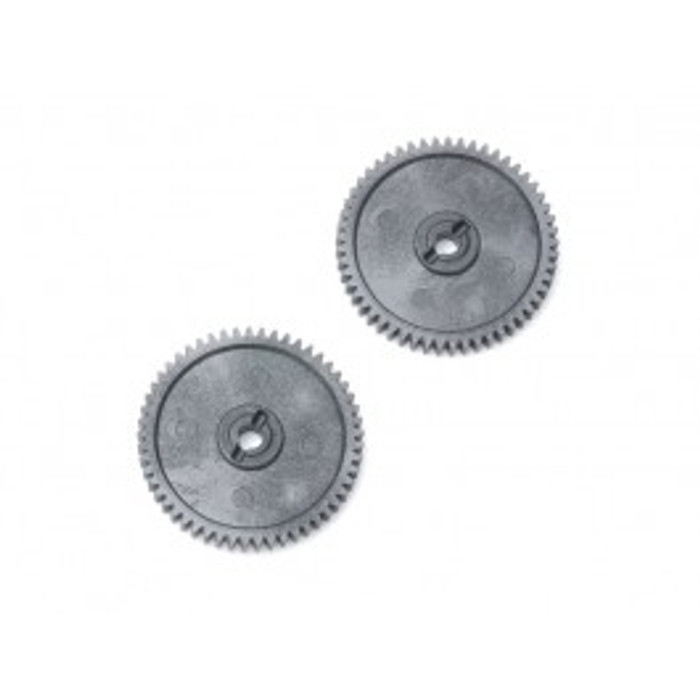 DHK 53T Spur Gear (2-pcs) for the Wolf and Raz-R, 8131-204
