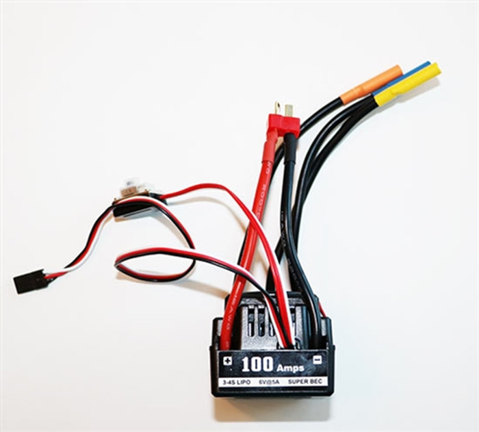 DHK 100A Brushless ESC for Zombie 8e, H144