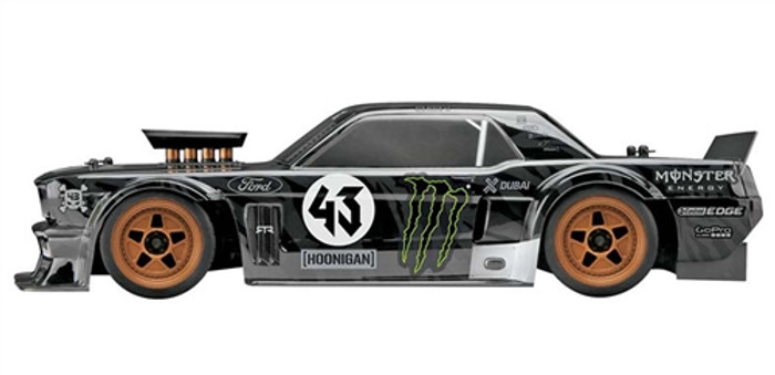 HPI Racing RS4 Sport 3 Drift 1965 Ford Mustang Hoonicorn 1/10 RTR, 115990