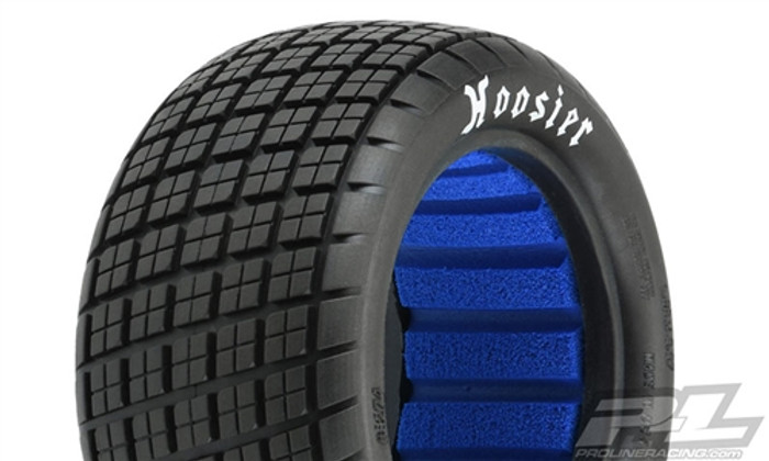 "Pro-Line Hoosier Angle Block 2.2"" Off-Road Buggy Rear Tires for 1/10 Rear Buggy Wheels, 8274-03"