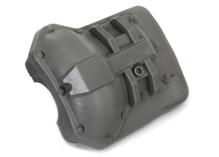 Traxxas Grey Differential Cover for TRX-4, 8280