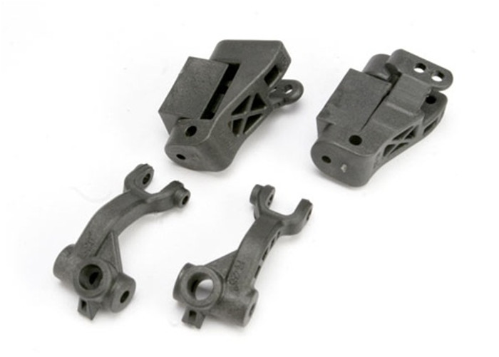 Traxxas Caster and Steering Blocks, 25-degree, 5536