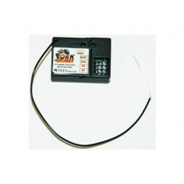 DHK 2.4Ghz 4-Channel Receiver, D302S