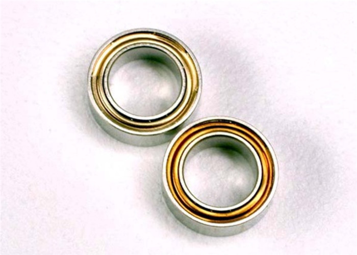 Traxxas Ball Bearings, 5x8x2.5mm (2), 2728
