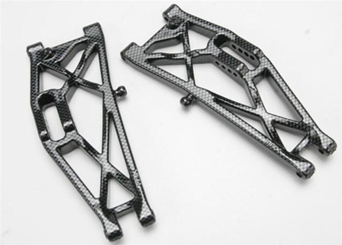 Traxxas Suspension Arms Rear Exo-Carbon Jato 3.3, 5533G